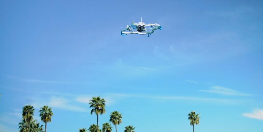 amazon drone delivery US