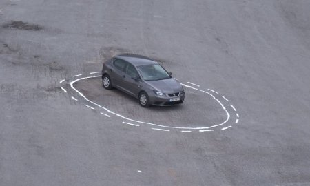 autonomous cars trap tricked
