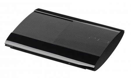 sony ps3 game console