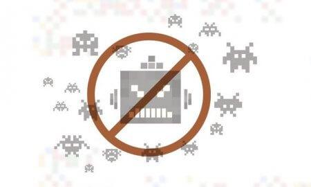 google invisible captcha bots