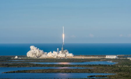 spacex falcon 9 second flight