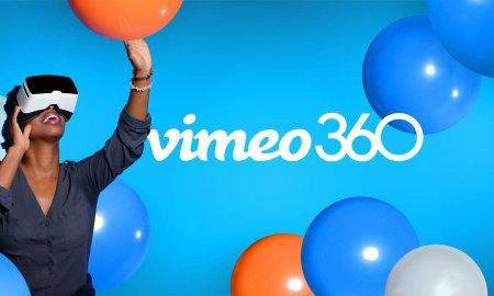 vimeo 360 degree video