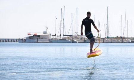 jetfoiler electric surfboard