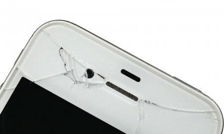 smartphone heal itself material