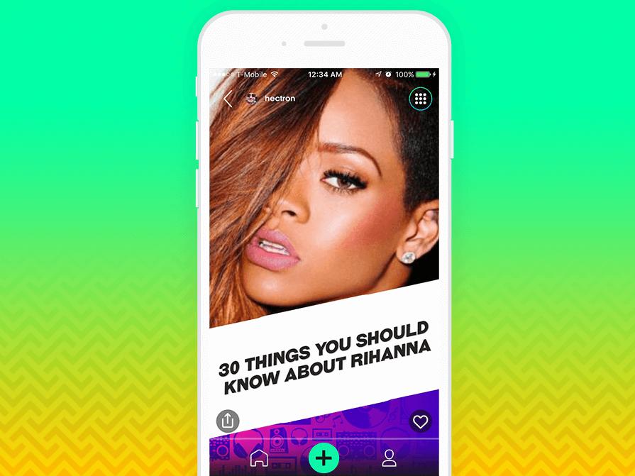 flyr app articles video stories