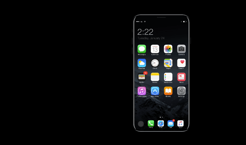 iphone 8 concept shipping october storage