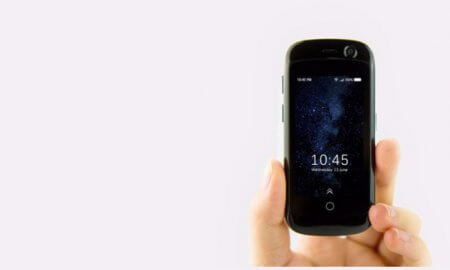 jelly smallest smartphone