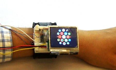 smartwatch cito prototype