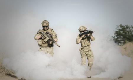 us army robots