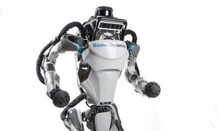 Boston Dynamics Atlas Robotics
