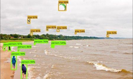google tensorflow object detection api