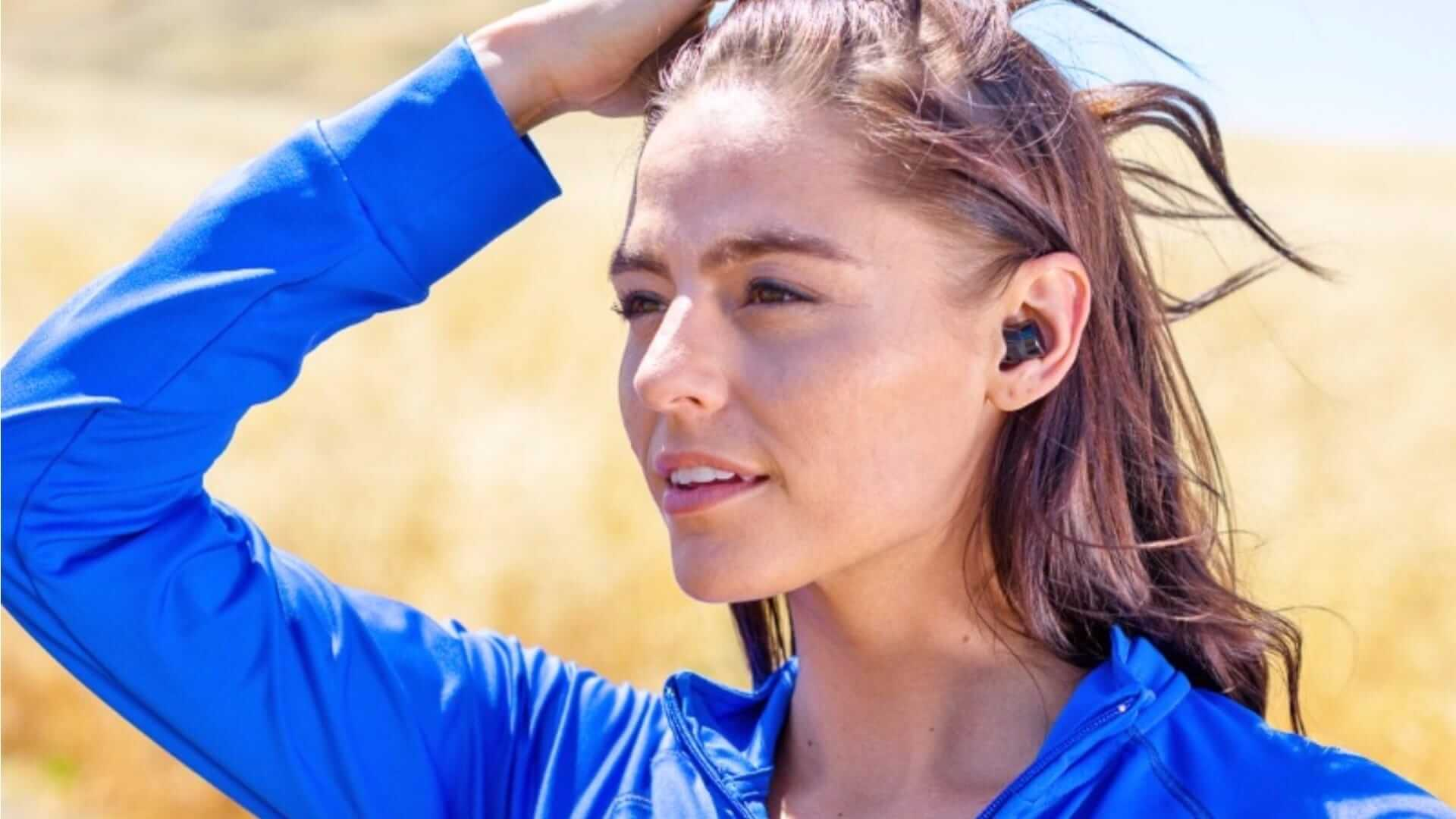 touch wireless earbuds