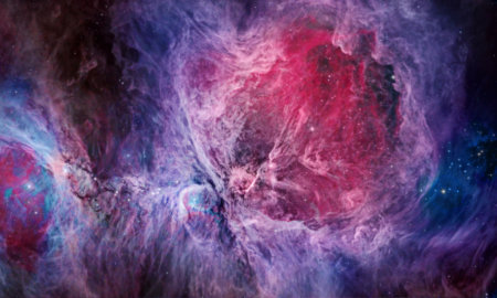 Fistful of Stars Orion Nebula Hubble Telescope Virtual Reality Experience
