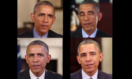obama lip syncing