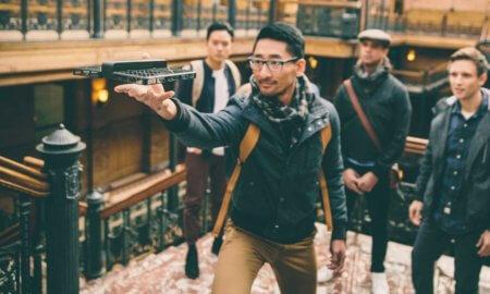 Snapchat Snap wants to buy Zero Zero Robotics Hover Camera Passport selfie drone