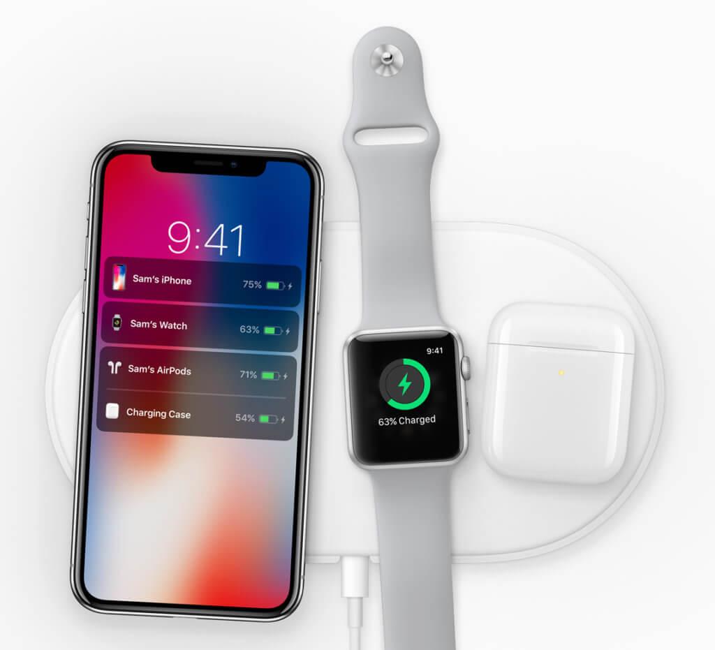 iphone x air power