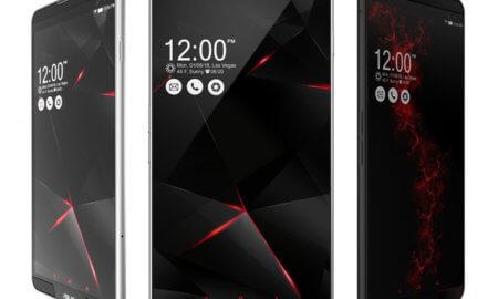 asus z3 venom concept gaming smartphone