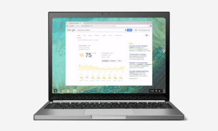 google chromebook pixelbook