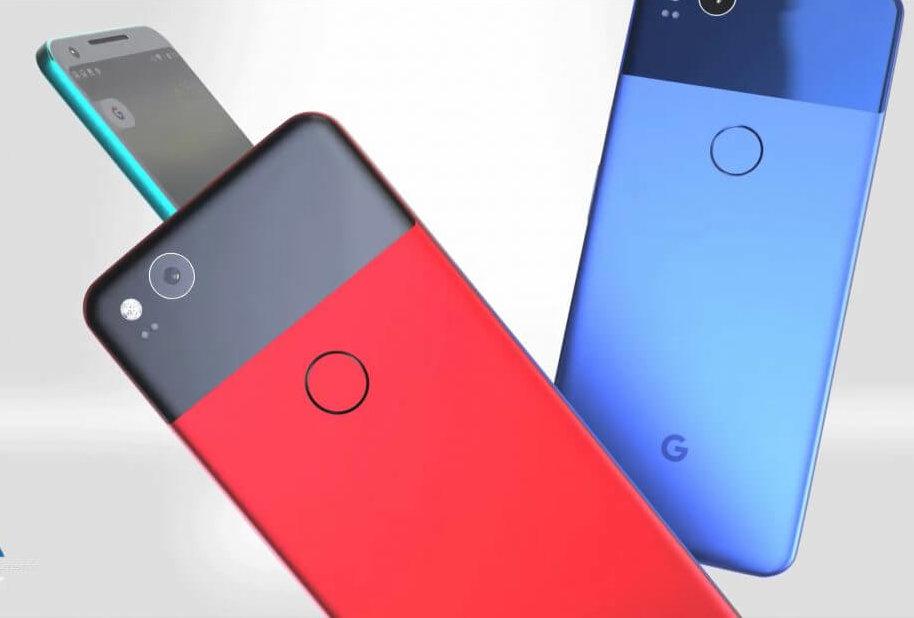google pixel 2 xl audio