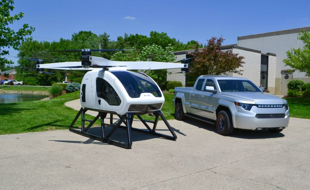 surefly drone