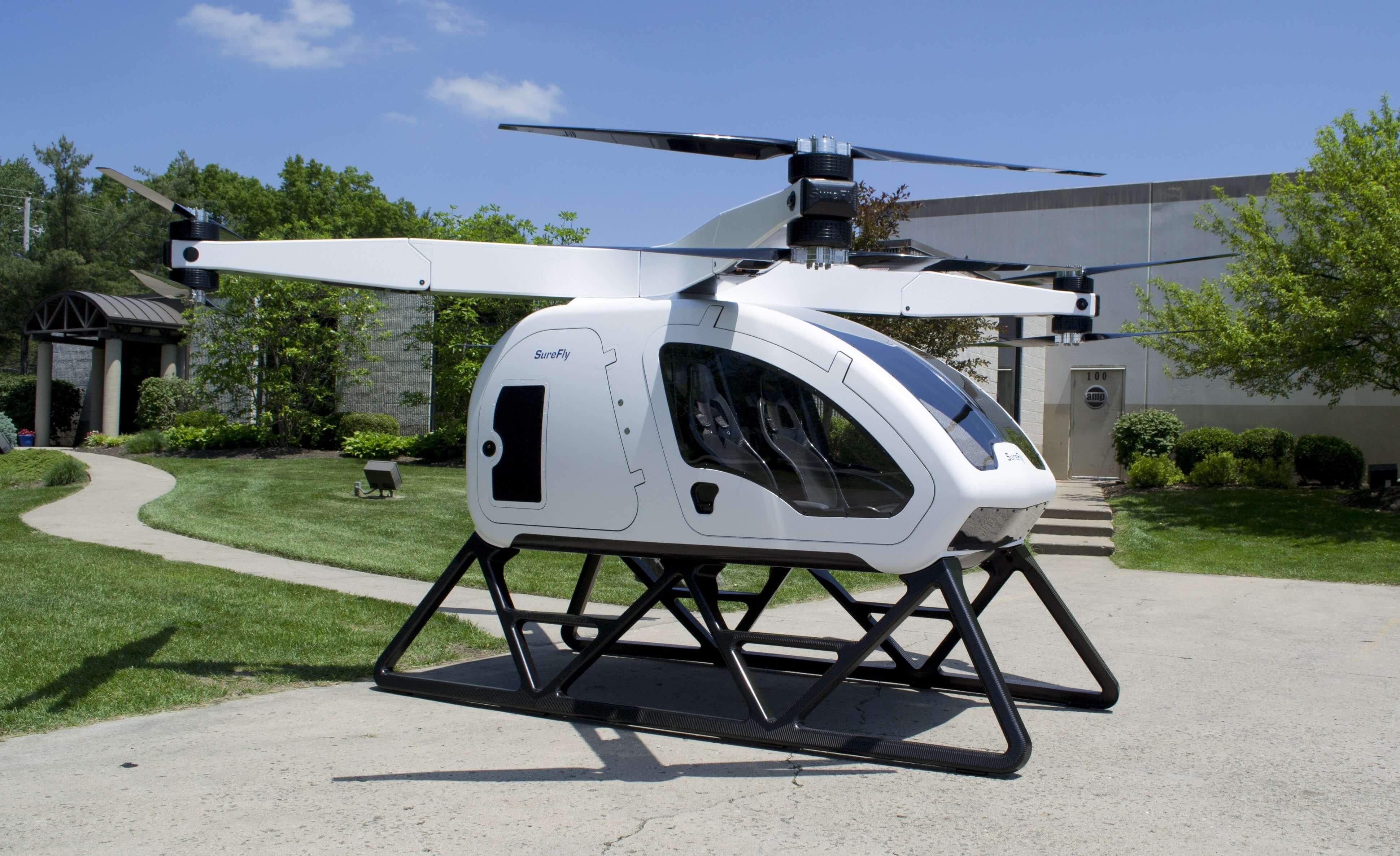 surefly workhorse drone
