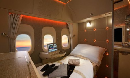 first class emirates bed
