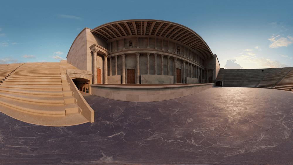 Nea Paphos Theatre in VR