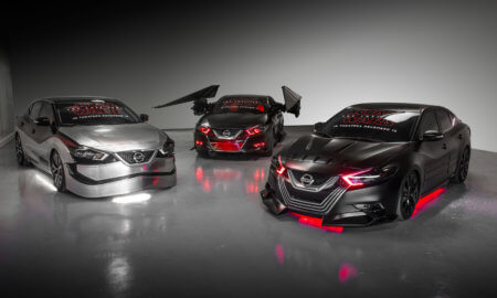 nissan star wars cars