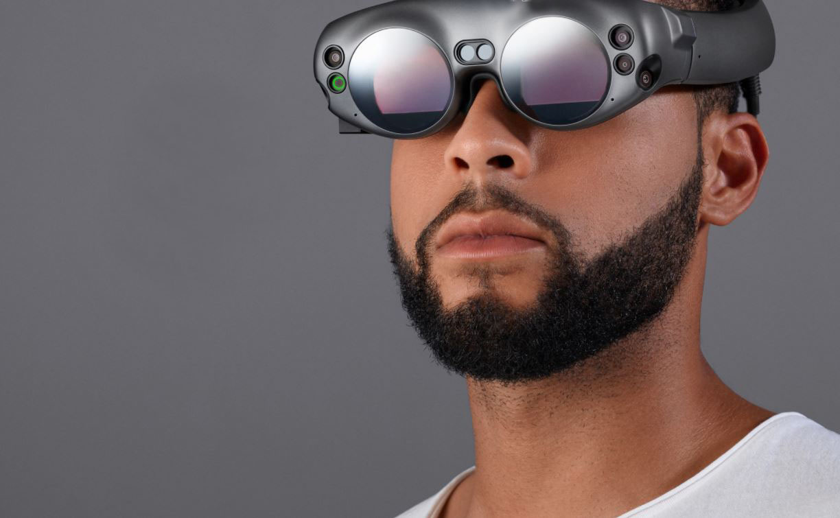 magic leap goggles