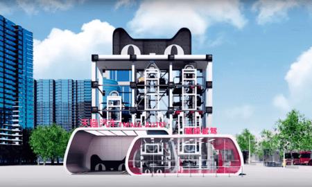 alibaba car vending machines taobao