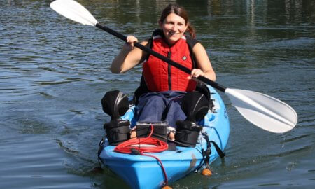 sonic kayak