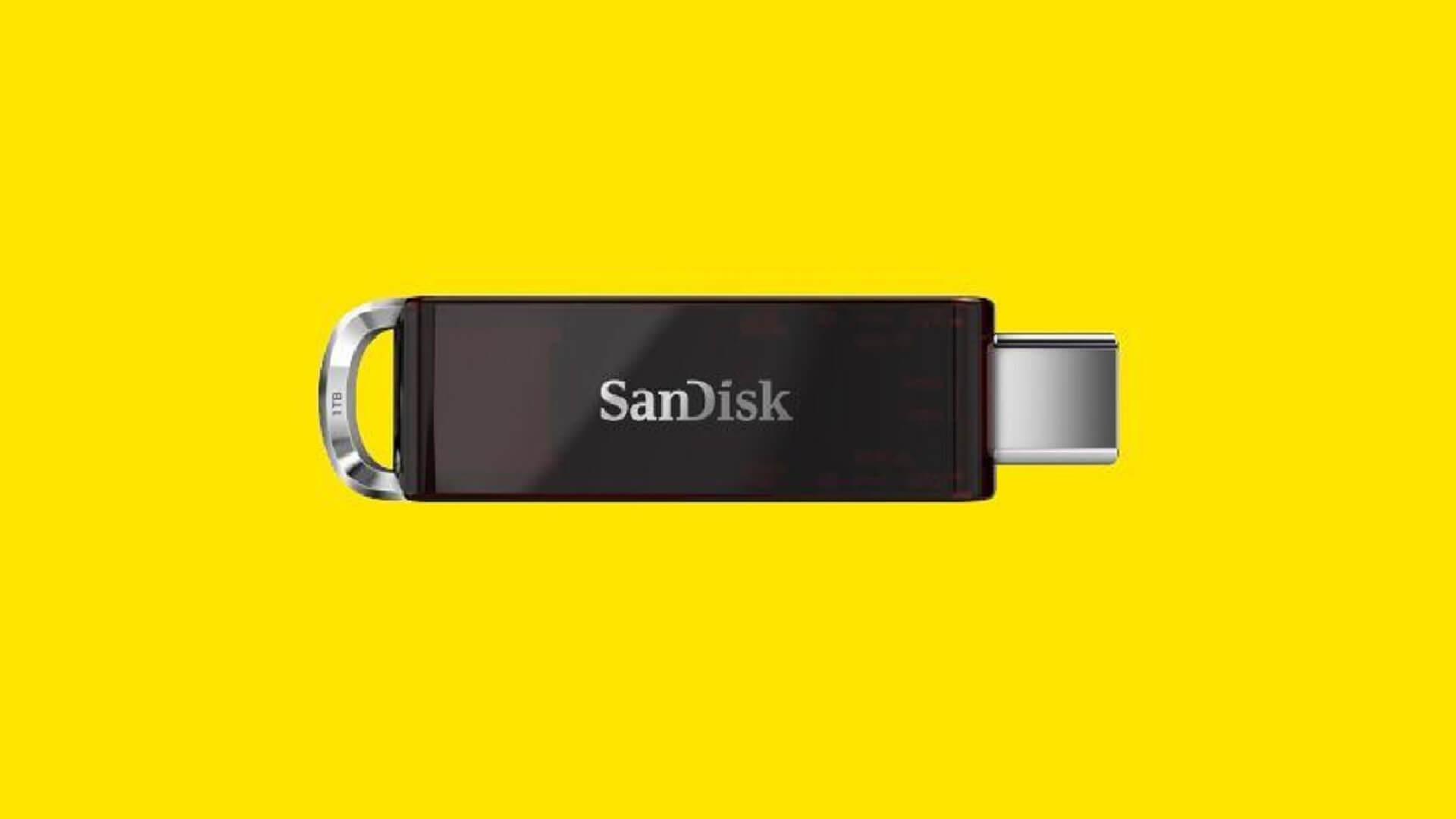 sandisk 1tb usb-c