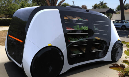 robomart renders autonomous delivery self-driving grocery store