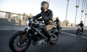 harley davidson electric motorcycle project livewire e-motorcycle