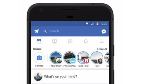 facebook stories news feed algorithm change