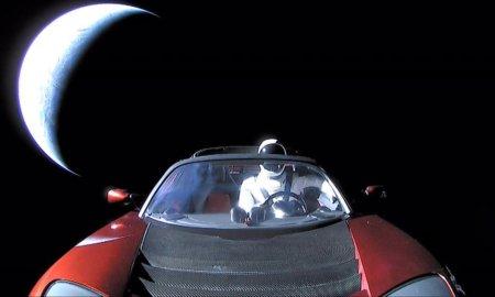 space tesla roadster secret cargo elon musk the arch mission