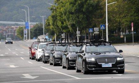 Ponyai Autonomous Car Fleet