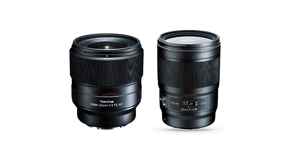 tokina firin 20 mm autofocus lens sony e-mount
