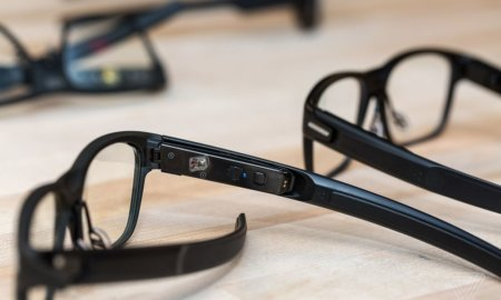 intel vaunt intel smart glasses wearables