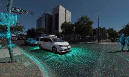 waymo 360 experience driverless car