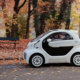 lsev 3D printed electric car