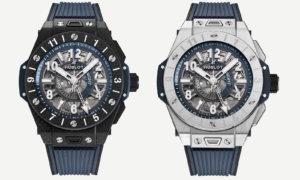 Big Bang Unico GMT Carbon hublot smartwatch announced luxury smartwatch