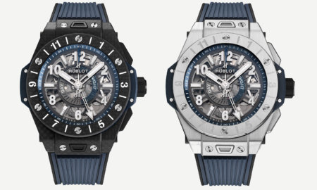 Big Bang Unico GMT Carbon hublot smartwatch announced luxury smartwatch
