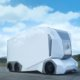 eineride t-pod self driving truck 2018