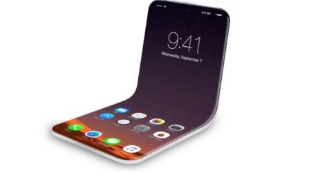 foldable iphone apple 2020