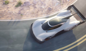 i-d r pikes peak volkswagen electric race car 2
