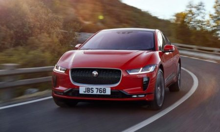 jaguar I-pace all electric SUV tesla model x comparison