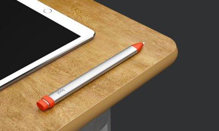 logitech crayon ipad