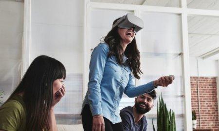 oculus go standalone vr headset virtual reality