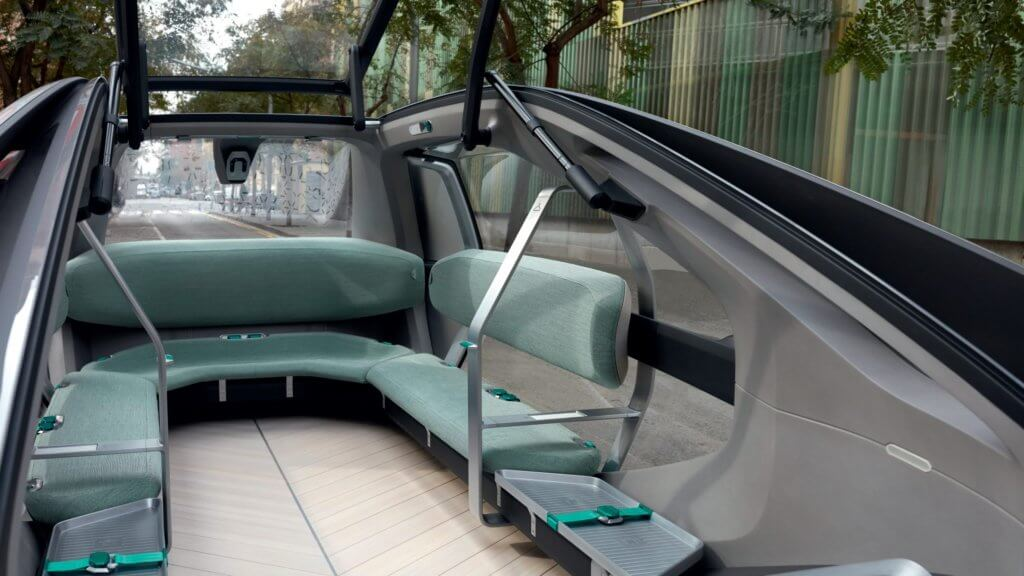 renault ez-go concept self driving electric car 2